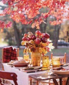 Jesień w domu