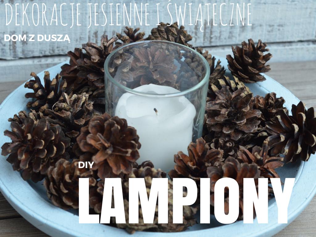 Zanim na dobre zaczniemy przygotowywać ozdoby choinkowe i ozdoby na Boże Narodzenie, pokażemy Wam jak przygotować dekoracje jesienne. Jak samodzielnie wykonać lampiony ze słoika, szyszek, orzechów i żołędzi albo tego co znajdziesz w parku lub lesie? Wykonanie oryginalnego lampionu zajmie Ci dwie minuty. Taki lampion sprawdzi się jako samodzielna dekoracja stołu albo element stroika. Jest niezmiernie prosty w wykonaniu Obejrzyj porady od domu z duszą.
