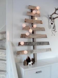 dom z duszą Boże Narodzenie światło (2)