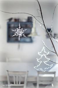 dom z duszą Boże Narodzenie światło (4)