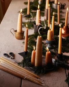 dom z duszą Boże Narodzenie światło (8)