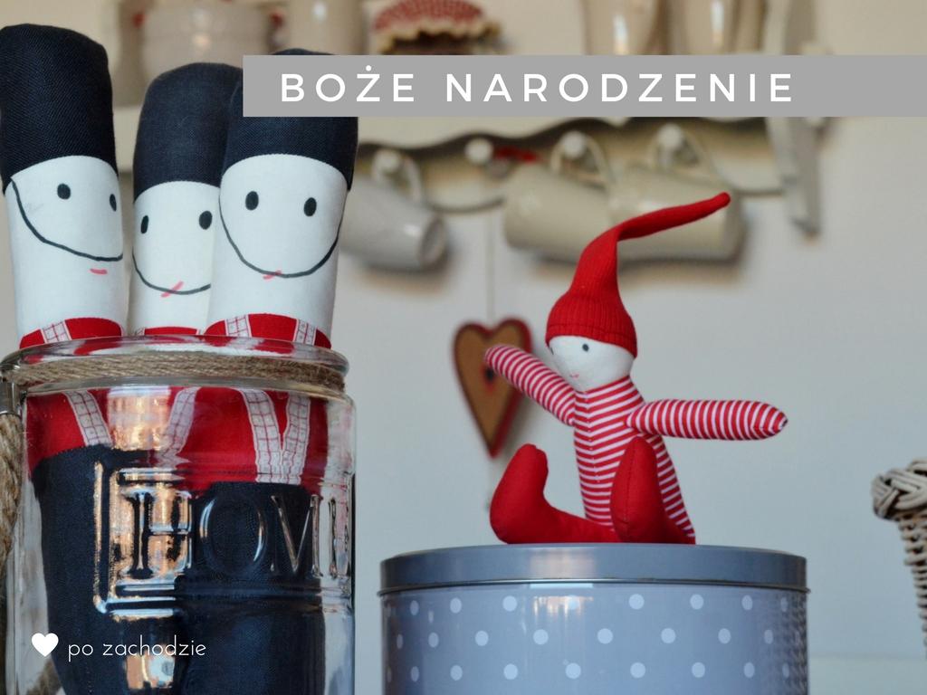 Dekoracje na Boże Narodzenie w stylu skandynawskim