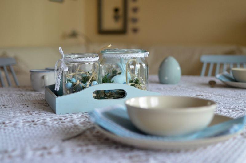 Błękitna Wielkanoc Inspiracje Dom Z Duszą Blog Diy