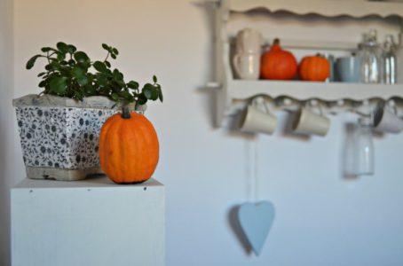Jesienne dekorowanie domu z duszą