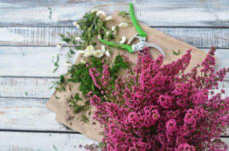 DIY – jesienny stroik na wiele okazji (ślub, cmentarz, dekoracje do domu)