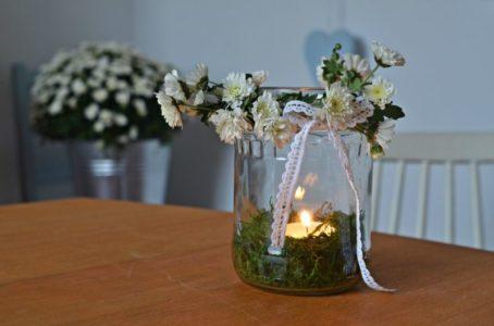 Diy Jesienny Stroik Na Wiele Okazji ślub Cmentarz Dekoracje Do