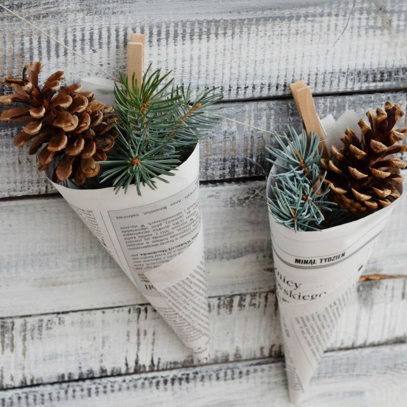 Oryginalne stroiki na Boże Narodzenie