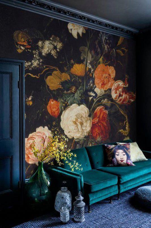 Wiosna we wnętrzach – galeria kwiatowa