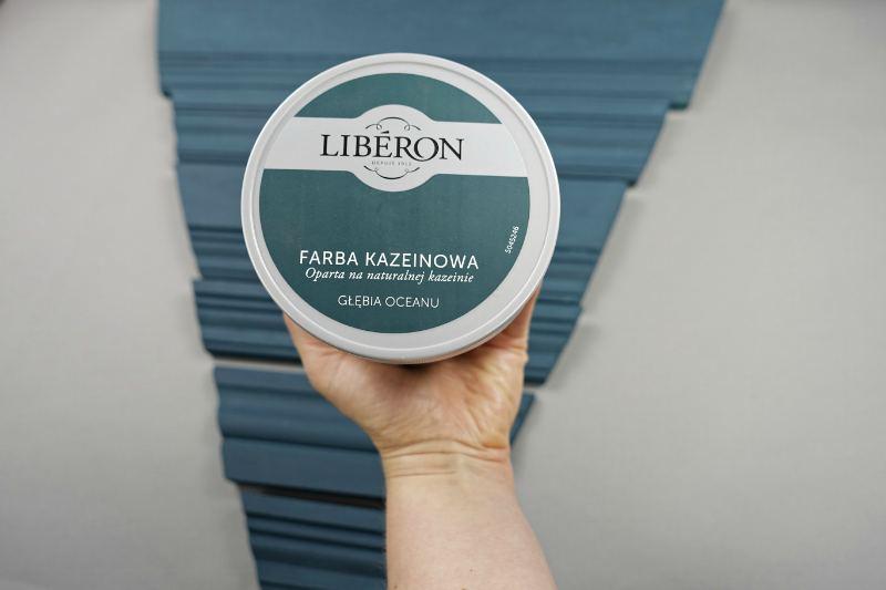 farba kazeinowa Liberon opinie