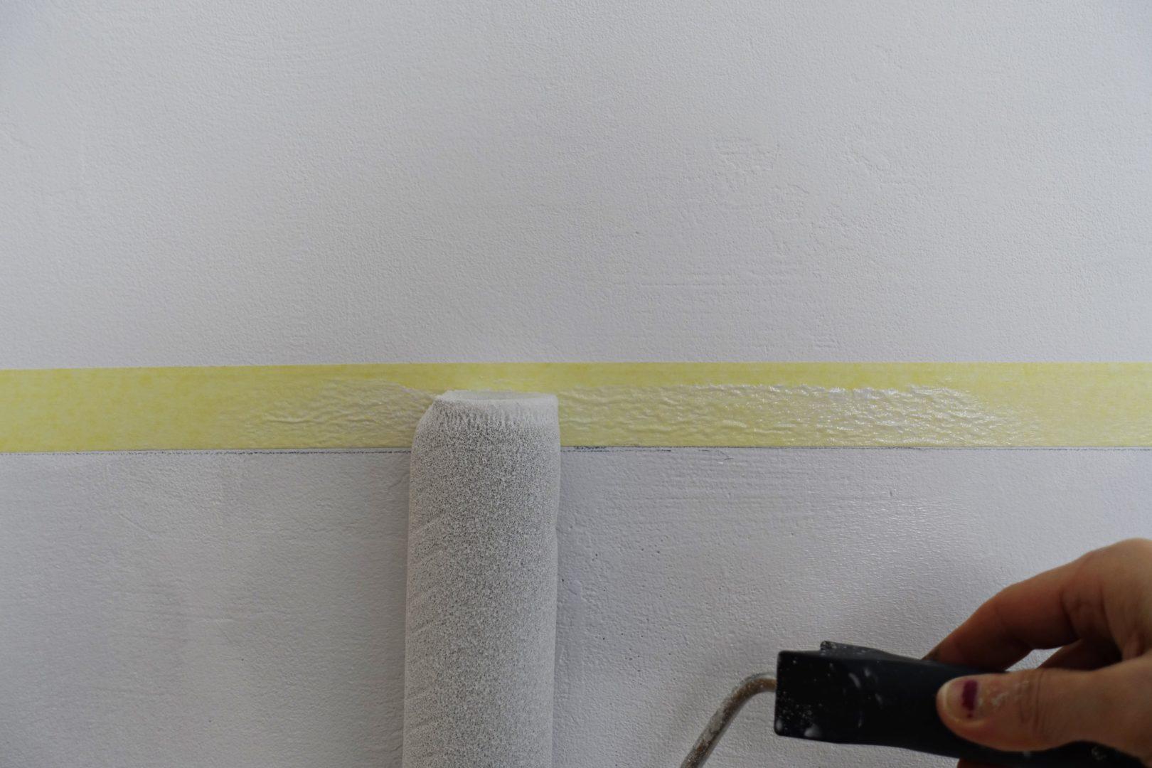 jak malować lamperie